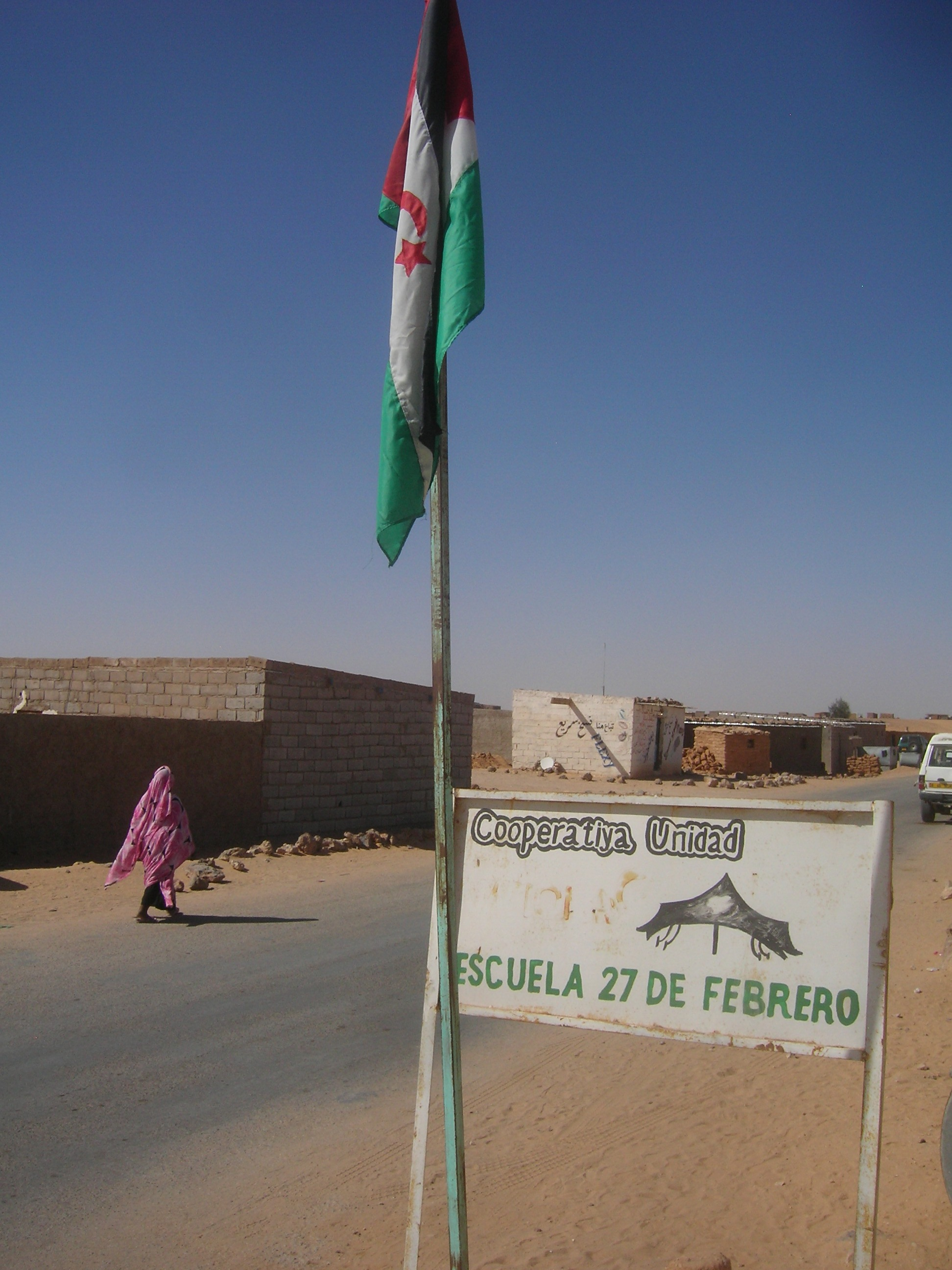 Western Sahara: 35 years of colonisation and exile is enough ...