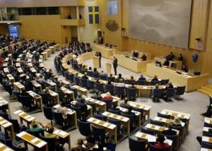 Det svenske parlament