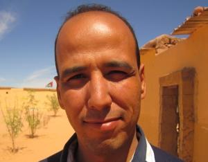 Wadidi Salek fra UESARIO