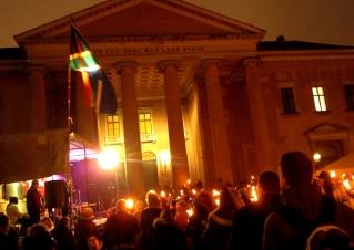Mandela memorial, Copenhagen