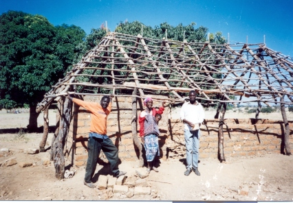 Monze East, rural Zambia