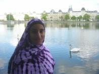 Senia Bachir Abderahman in Copenhagen