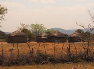 Village in Swaziland