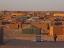 Tindouf refugee camps