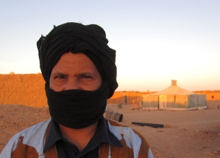 Beduin in Tindouf refugee camps