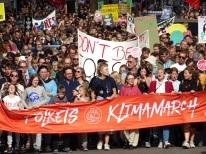 Climate March Copenhagen 2018
