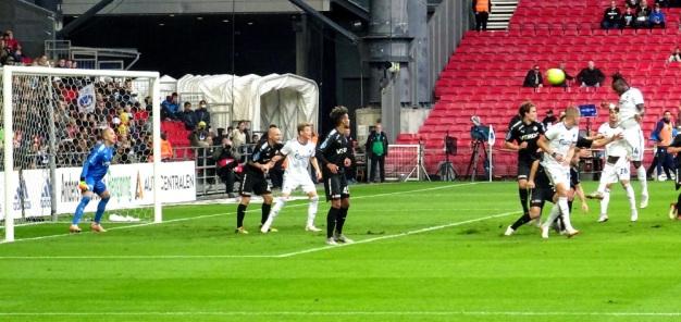 Dame N'Doye scores for FC Copenhagen