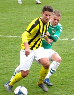 Local derby - AB against Brønshøj.